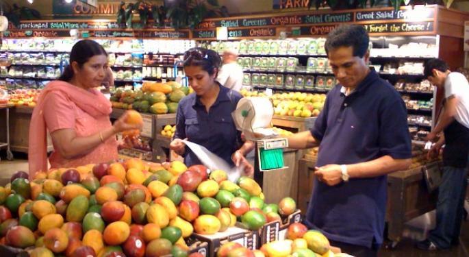 Analyst Perspective: Walmart Vs. Target Vs. Amazon In Grocery Wars