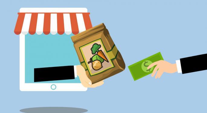 Study: Walmart Outsells Amazon In Online Groceries