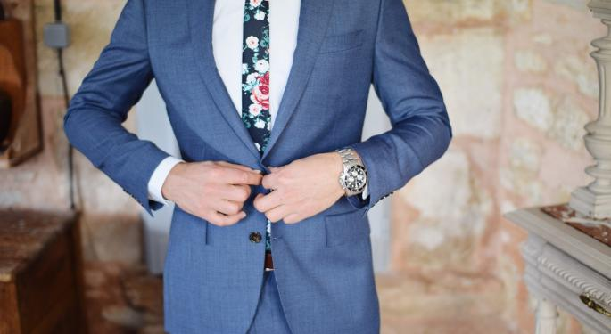 Why A Hold Rating Fits Just Right For Tailored Brands