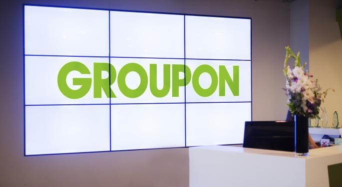WSJ: Groupon Eyeing M&A, Yelp Could Be The Target