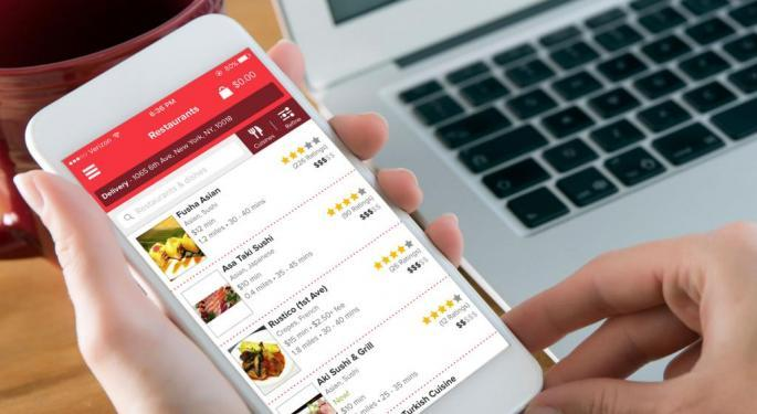 Here's How Much Investing $1,000 In The 2014 GrubHub IPO Would Be Worth Today