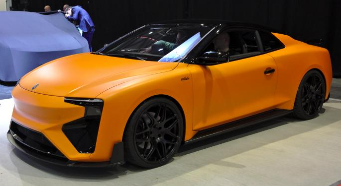 Inspired By China EV Makers' Success On US Markets, Aiways Plots Its Own Debut