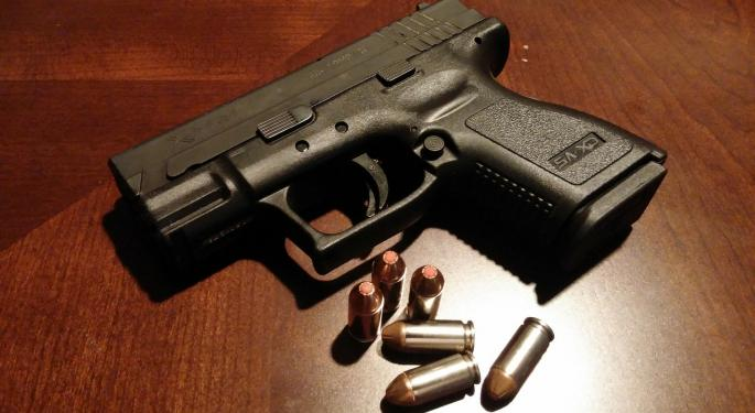 Why You Should Avoid Investing In Guns