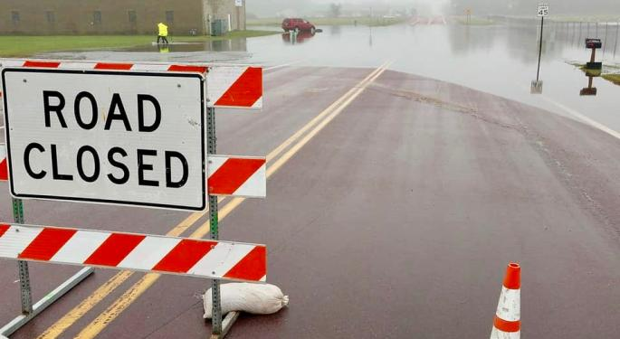 Hurricane Hanna Disrupts Freight Flow In South Texas