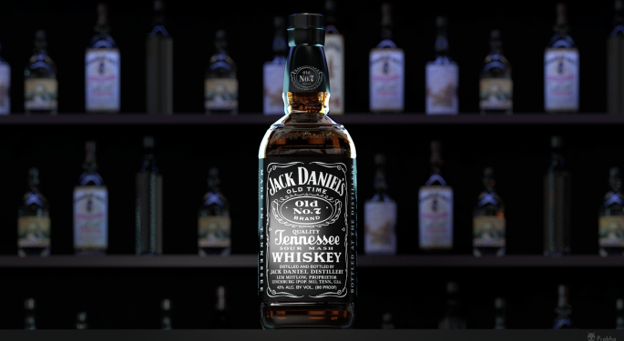 Brown-Forman 'Fully Valued,' And Craft Alcohols Continue To Threaten The Whiskey Space