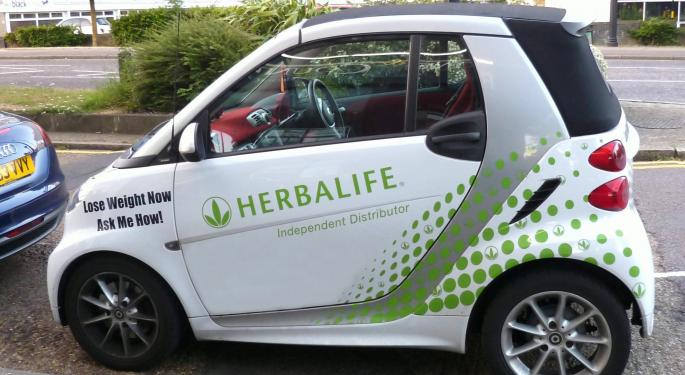 Analyst On Herbalife: Has Any Company Stood Up So Well To So Concentrated An Assault?