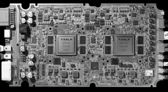 Elon Musk Details Why Tesla Designed Autopilot AI Chip In-House
