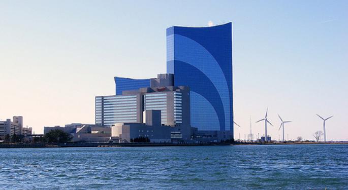 Caesars Entertainment Invests $400M For Renovating Atlantic City Casino Properties