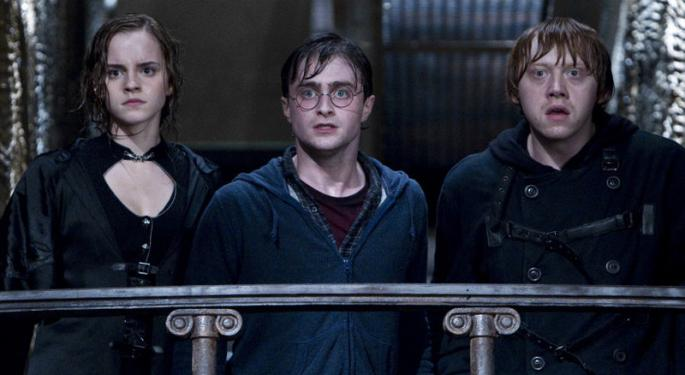 WarnerMedia CEO Teases A Reboot Of The Harry Potter Franchise