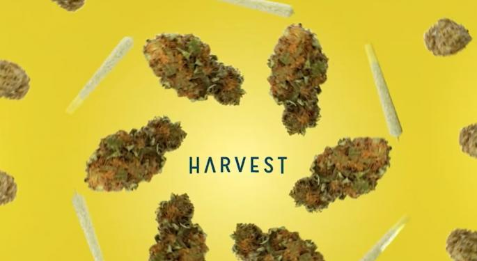 Harvest Health Tallies 35 Retail Stores Nationwide, Posts 134% YoY Revenue Increase