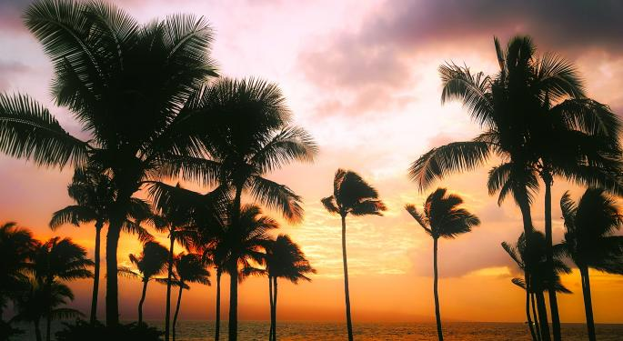 Stock Price Looks Full, But Overall Outlook For Hawaiian Holdings Is Paradise