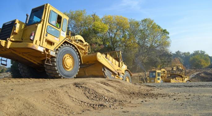 Seeing A Recovery Already Priced In, Citi Remains Neutral On Caterpillar Stock