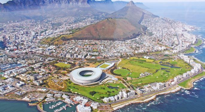 A Precarious State For The South Africa ETF