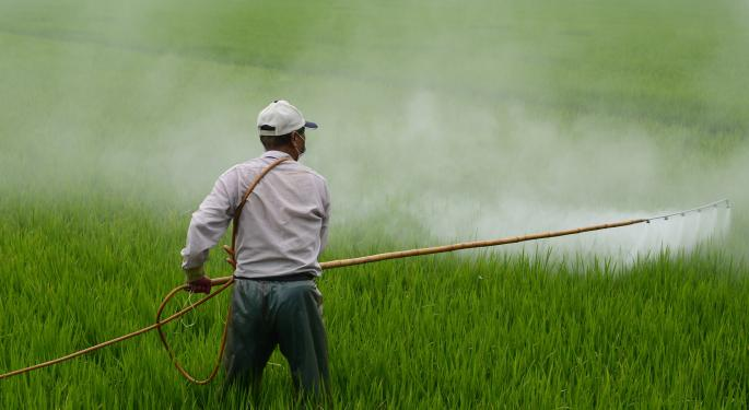 Bayer Shares Fall After Jury Awards $289M In Roundup Lawsuit