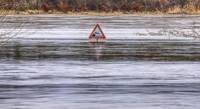 Midwest Flooding Continues To Stall Transportation