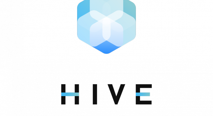 HIVE Blockchain Technologies: Powering The Future Of Blockchain Computing Technologies