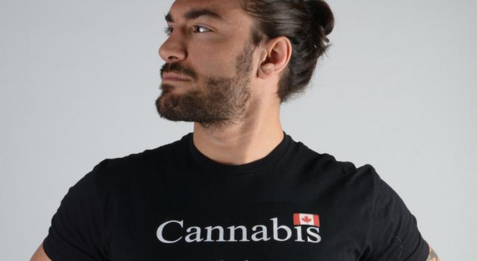 From Free Agent To Agent Of Change: Elias Theodorou's Cannabis Advocacy Has Changed The Game For Professional Athletes Across The Globe