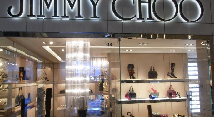 Michael Kors To Buy Jimmy Choo