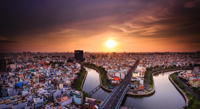 Vietnam Earns Outlook Upgrade From Fitch