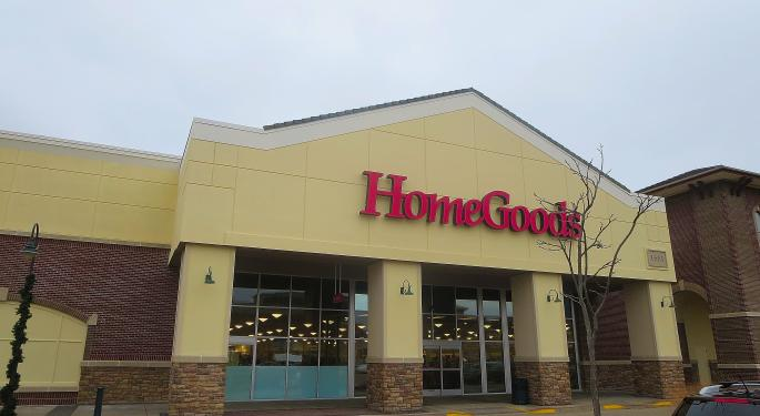 TJX Companies Continues Strength In Midst Of Retail's Rough Patch