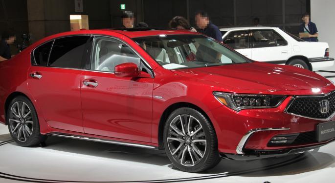 Honda, producción masiva de autos autónomos nivel 3