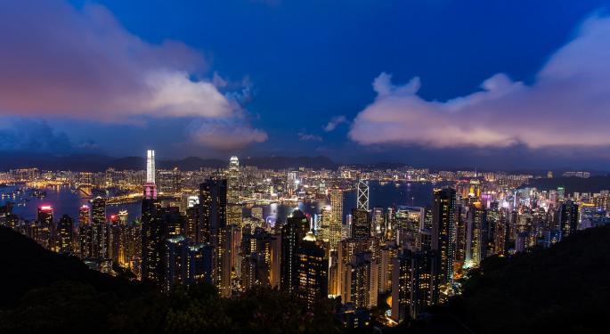 More Bearish Tidings For The Hong Kong ETF