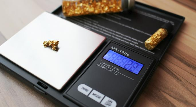How To Trade Gold When The Fed Makes A Rate Decision
