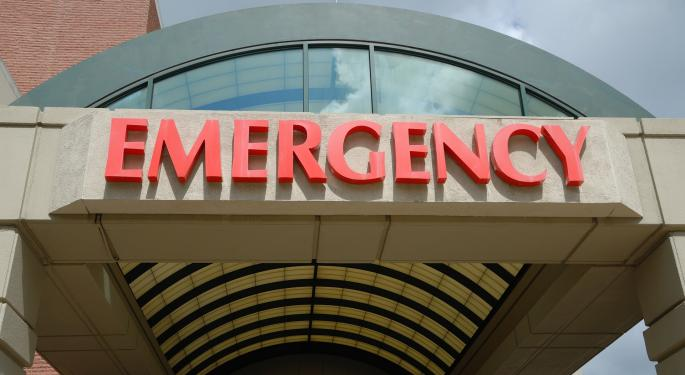 Community Health Systems' Margin Pressures Continued In Q3