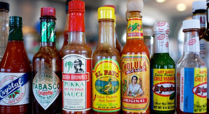 McCormick Close To Acquiring Hot-Sauce Maker Cholula In $800M Deal: WSJ