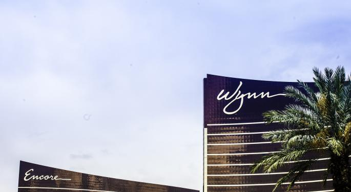 Wynn Resorts Cut At JPMorgan On Valuation