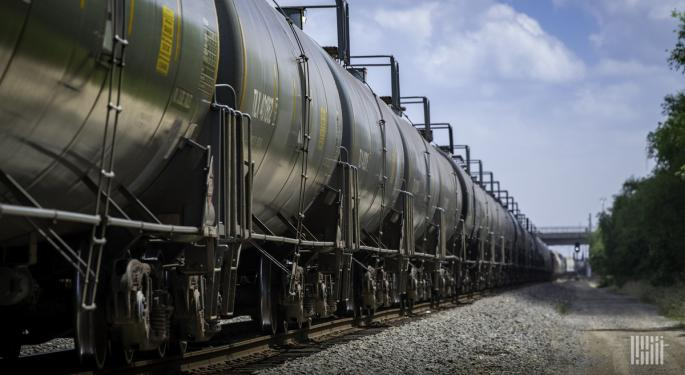 What Keystone Pipeline Cancellation Means For Crude-by-rail