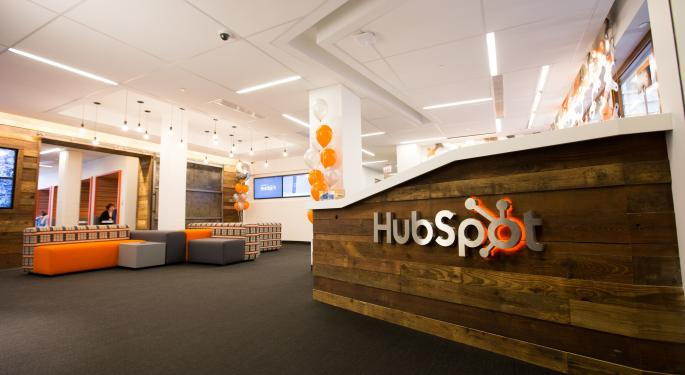 HubSpot Has Strong Fundamentals, But Upside Is Largely Priced In, Says Morgan Stanley