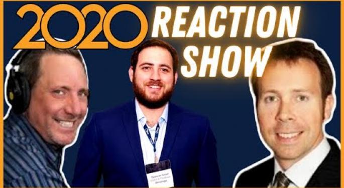 Watch PreMarket Prep's Best Moments Of 2020