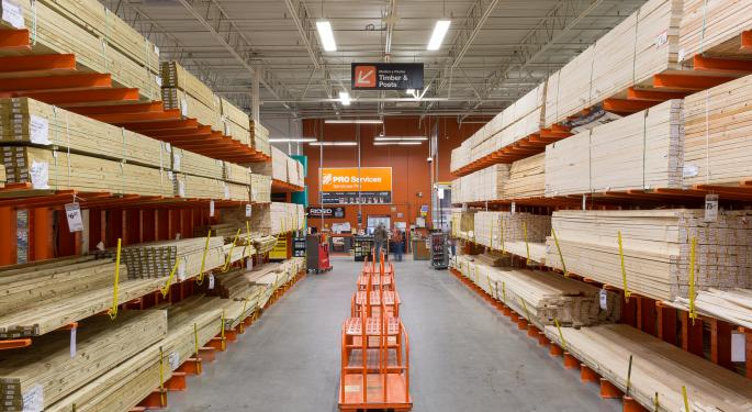 Home Depot Fix Up Is Coming: Analysts Not As Bearish As Investors After Sales Miss