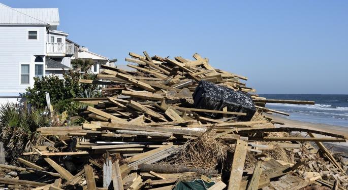Hurricane Investment Prep: Timber ETFs