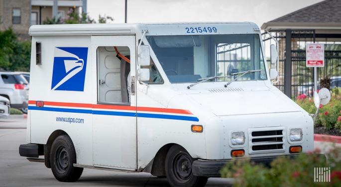 Postal Service Gets Favorable Borrowing Terms in Stimulus Bill