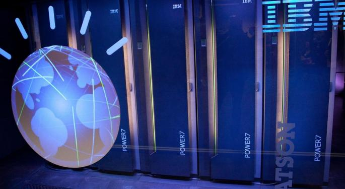 Warren Buffett's Berkshire Hathaway Increases Exposure To IBM