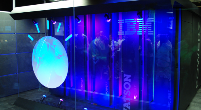 IBM Breaks Innovation Record In 2016