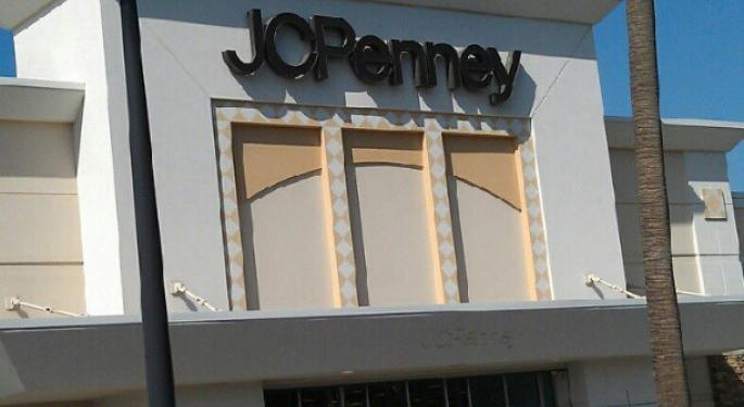 J.C. Penney To Make Private-Label Brands a Priority