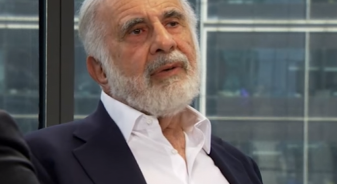 Carl Icahn Rips Anadarko Buyout, Talks Cloudera And Trade War