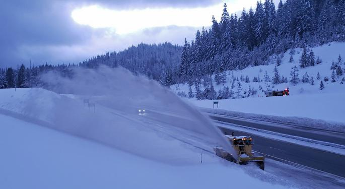 Early-Week Snow Storm Returning To Pacific Northwest With Forecast Video