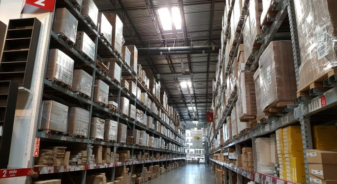 Relieving Physical Stress Of Warehouse Workers Through Ergoskeletons That Share Loads