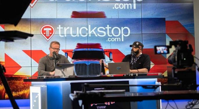 WHAT THE TRUCK?!? Live On Day 1 From FreightWaves LIVE @HOME With Video