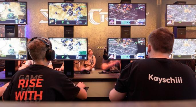 There's A Lot Of Capital In The Gaming Industry, And It's Not Just In eSports