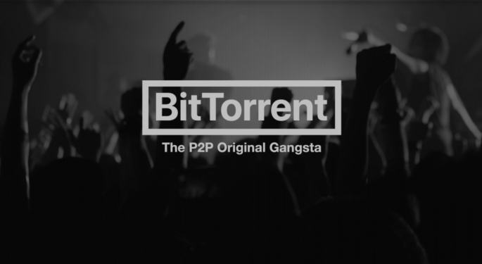 Justin Sun Celebrates As BitTorrent Passes 2 Billion Installs