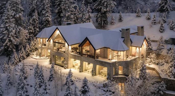 Home In Ski Resort Area Of Aspen, Colorado, Hits Market For $75 Million