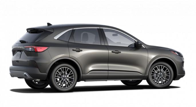 Ford retrasa la producción del SUV híbrido Escape