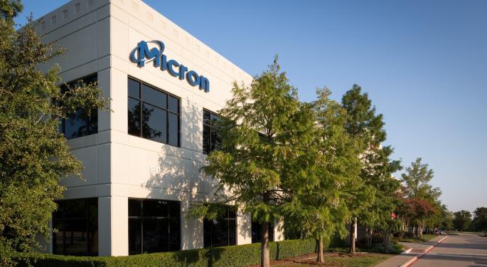 Micron podría liderar el sector de semiconductores