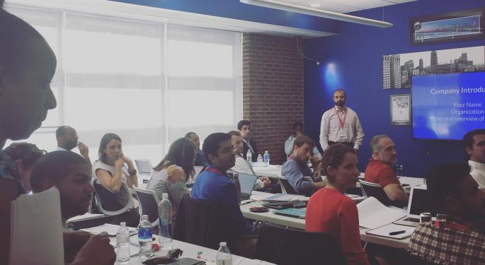 Benzinga Hosts Fintech's Future With Venture Firm Village Capital