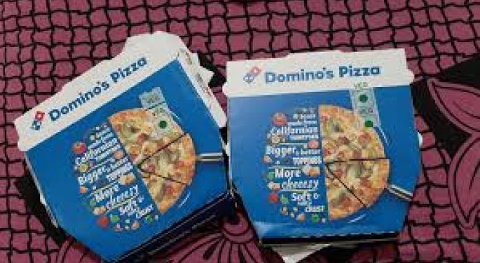 How Does Domino's Earnings Stack Up?